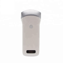wireless handheld 80 elements portable Convex ultrasound scanner probes