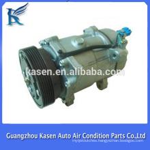 12v car air sanden compressor sd7v16 for VW Caddy,Golf,Passa,Sharan,Vento 1H0820803D 1H0820803D