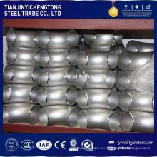 Preços 304 cotovelo de tubo de aço inoxidável