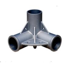Peças de fundição de alumínio e tipos de acessórios