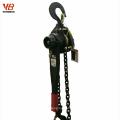 bloco de alavanca chain manual portátil do equipamento de levantamento 0.25T-9T da construção personalizado
