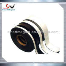flexible strong self-adhesive rubber magnetic strip