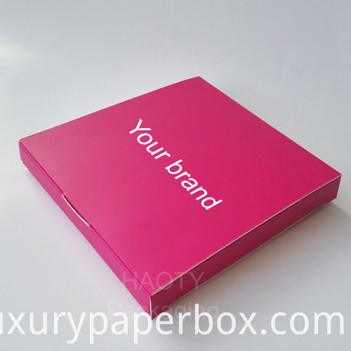 Private Label Card Paper 5-Pairs Mink Lashes Box