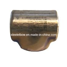 Raccords de tuyauterie en acier inoxydable de soudure bout à bout avec CE