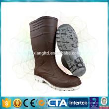 Novo estilo moda jardim botas botas quentes para o homem