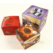 3D Plastic Packaging Box with Lenticular Printing