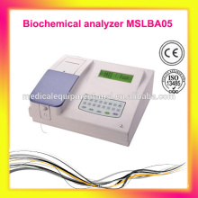L'analyseur de biochimie semi-automatique le moins cher (MSLBA05), avec un prix spécial!