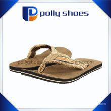 2016 New Fashion Men Beach Plush Funny Slippers