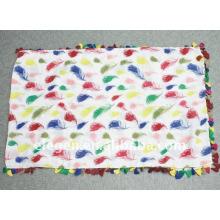 Bufanda de estampado de moda