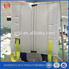 100% polypropylene conductive pp woven big bag, FIBC, jumbo bag ton bagfor talcum powder low price