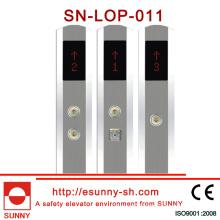 Cop Lop Elevator Button Panel (SN-LOP-011)