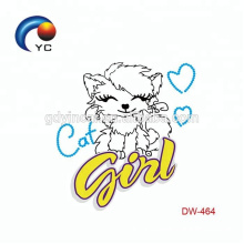 Cartoon Character Stickers Temporary Tattoo Sticker for Kids