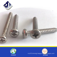 DIN7981 Steel Zinc Plated Self Tapping Screw