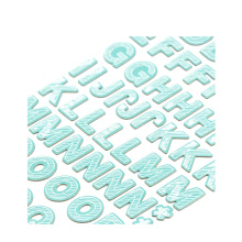 Custom Make Alphabet Letter Kids Sticker Vinyle Lettre Autocollants
