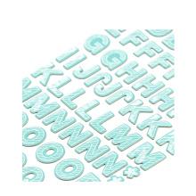 Personalizado Faça Letra Do Alfabeto Crianças Etiqueta Adesivos De Vinil Letra