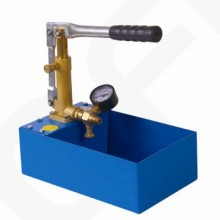 Pressure Testing Pump with Long Brass Pump Body