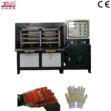 Gloves Upper Embossing Molding Machine Equipment