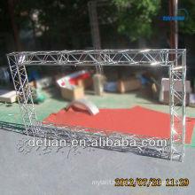 Hot Selling 200*200mm Aluminum truss global assembling stage truss roof Hot Selling 200*200mm Aluminum truss global assembling stage truss roof