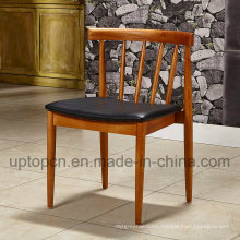 Simple Style Wooden Restaurant Furniture Chair for Cafeteria (SP-EC871)