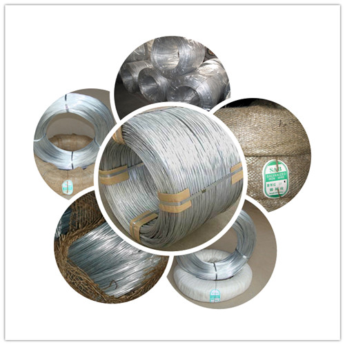 galvanized wire packaging