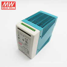 Mean well DRC-100B power supply with battery charger