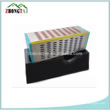 High quality 4 sided hone knife sharpener diamond stone sharpener