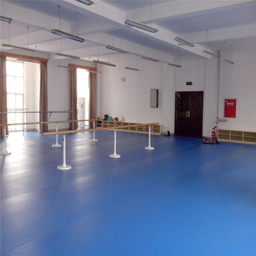 Salle de danse Enlio Indoor PVC Sports Flooring