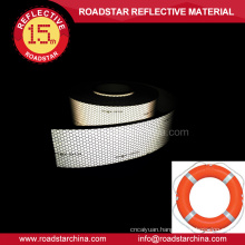 Apply on boat Solas reflective marine tape