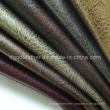 High Quality Furniture Semi-PU Leather (QDL-FS042)