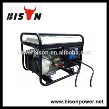 BISON (CHINA) Benzin Schweißer Generator BS6500WG