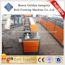 color steel roll up door slat with punching roll forming machine