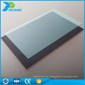 Placa sólida de la PC de la venta caliente de la fábrica de policarbonato del policarbonato de la PC sólida de la PC 8m m