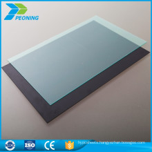 4mm to 25mm thickness polycarbonate greenhouse four wall pc solid sheet