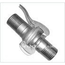 bauer type coupling with male thread