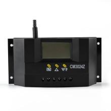 2015 Regulador de carga solar 30A 12V / 24V Regulador Fot Protección solar del panel de batería solar con CE Certify