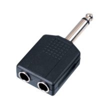 3 Flat Adaptor Plug Connectors