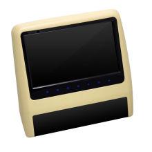 9-дюймовый автомобиль портативный подголовник DVD с HDMI