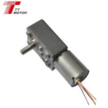 TWG3246-TEC2430 12v electric dc worm gear motor for medical machine