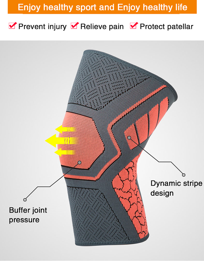 prevent injuries knee sleeve
