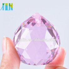 20mm Kronleuchter ROSE Crystal Ball Prismen Feng Shui Ball