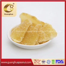 Healthy Sweet Delicious Tasty Cheap New Crop New Fragrance Crystallized Ginger Slices