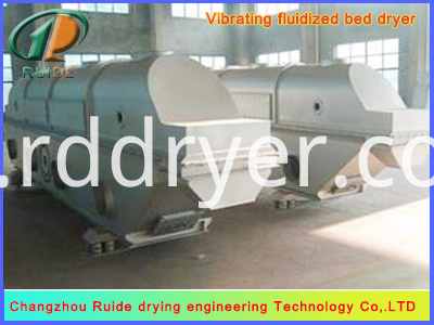 ZLG Series Rectilinear Vibrating Fluid bed Dryer