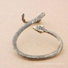 Punk Style Individual Vintage Snake oreille Boucles d'oreilles Boucle d'oreille EC01