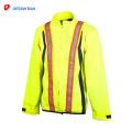 2018 Professional customized workwear LED safety reflective jacket