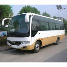 Baixo Preço 30 Assentos Ônibus Ônibus com Motor Yuchai