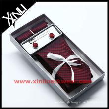 2013 neue Krawatte und Hanky Sets