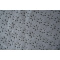 100% Polyester Star Type Plastic Dots Stoff