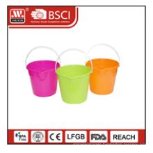 new plastic bucket 8L/11L