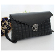 Europe New Female Wallets, Single Shoulder Slope with Portable Lady PU Wallets