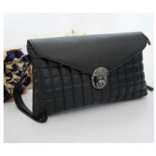 Novas carteiras femininas da Europa, ombro único com carteiras portáteis de senhora